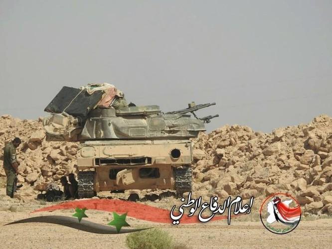Quân đội Syria, người Kurd đua tấn công IS chiếm lãnh địa tại Deir Ezzor ảnh 6