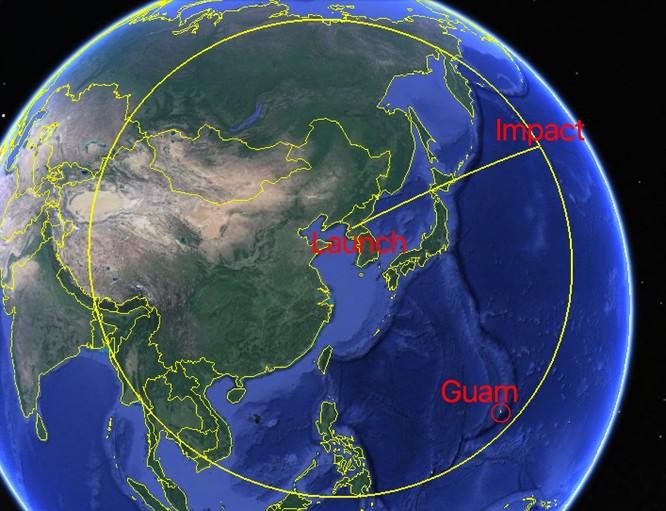 Triều Tiên phóng tên lửa ngay sau lệnh trừng phạt của Liên Hiệp Quốc ảnh 2