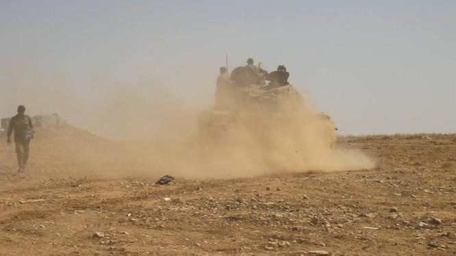 Quân đội Syria thừa thắng đánh diệt IS trong vòng vây Homs, Hama ảnh 5