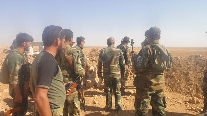 Quân đội Syria thừa thắng đánh diệt IS trong vòng vây Homs, Hama ảnh 6
