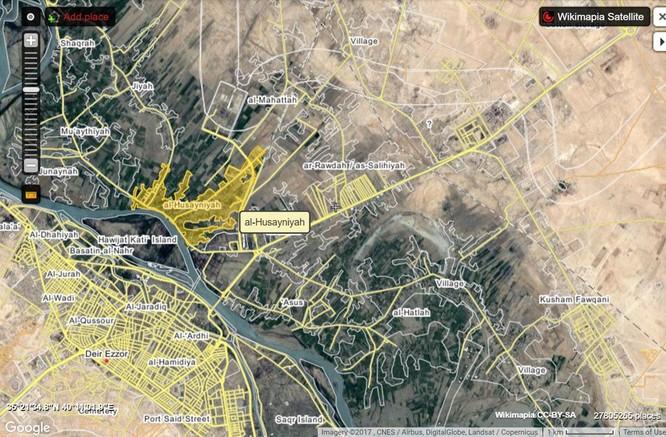 Quân Syria chiếm cứ địa IS tại Deir Ezzor, chặn người Kurd chiếm đất ảnh 1