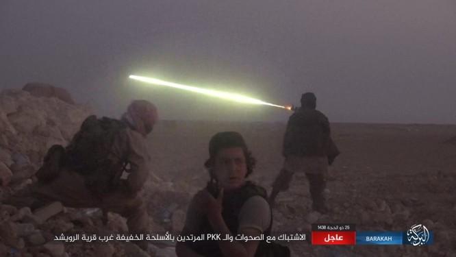 """Người Kurd đe đánh quân đội Syria tại Deir Ezzor, IS """"vờ"""" chống cự ảnh 5"""