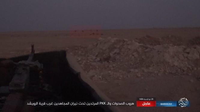 """Người Kurd đe đánh quân đội Syria tại Deir Ezzor, IS """"vờ"""" chống cự ảnh 7"""