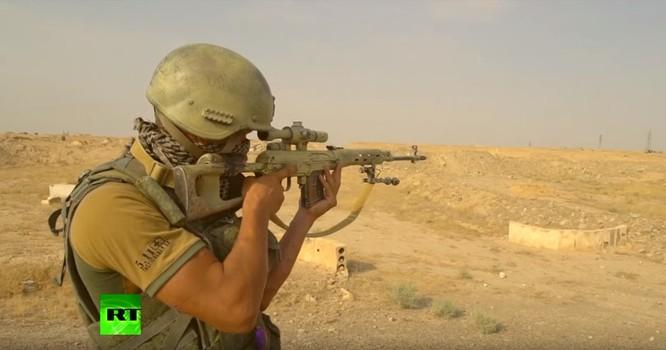 Quân đội Syria dồn dập truy diệt IS, Mỹ cáo buộc Nga đánh người Kurd ảnh 5
