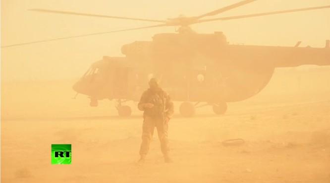 Quân đội Syria dồn dập truy diệt IS, Mỹ cáo buộc Nga đánh người Kurd ảnh 7