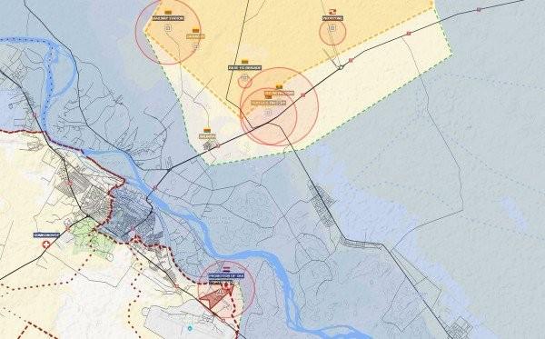 """Người Kurd đe đánh quân đội Syria tại Deir Ezzor, IS """"vờ"""" chống cự ảnh 2"""