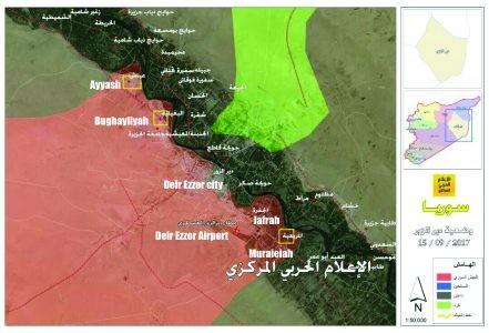 Quân đội Syria dồn dập truy diệt IS, Mỹ cáo buộc Nga đánh người Kurd ảnh 1