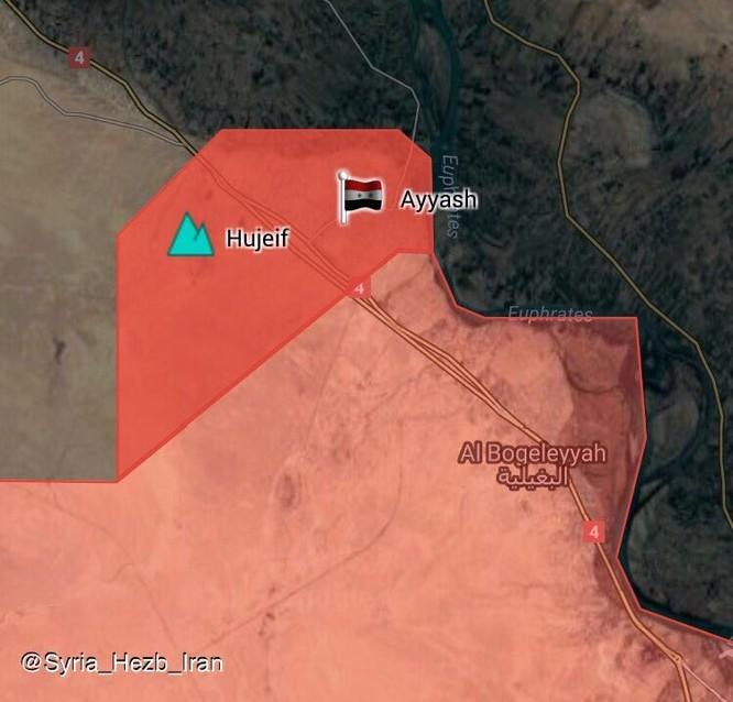 Quân đội Syria dồn dập truy diệt IS, Mỹ cáo buộc Nga đánh người Kurd ảnh 2