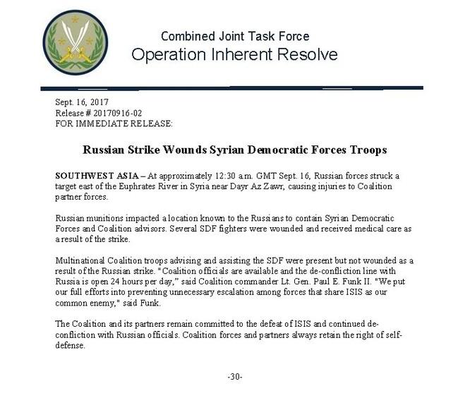 Quân đội Syria dồn dập truy diệt IS, Mỹ cáo buộc Nga đánh người Kurd ảnh 3