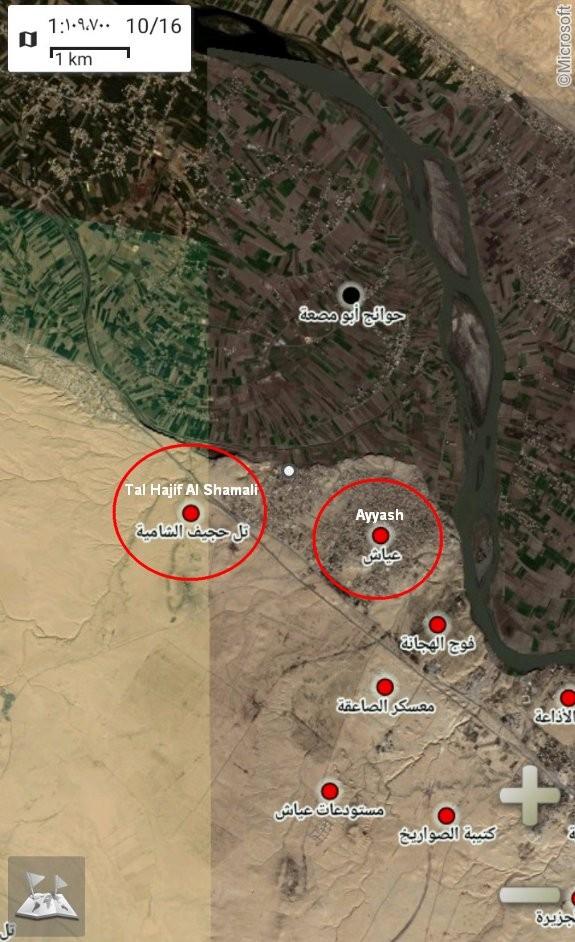 Quân đội Syria đập tan IS, chiếm thị trấn chiến lược bắc Deir Ezzor ảnh 1