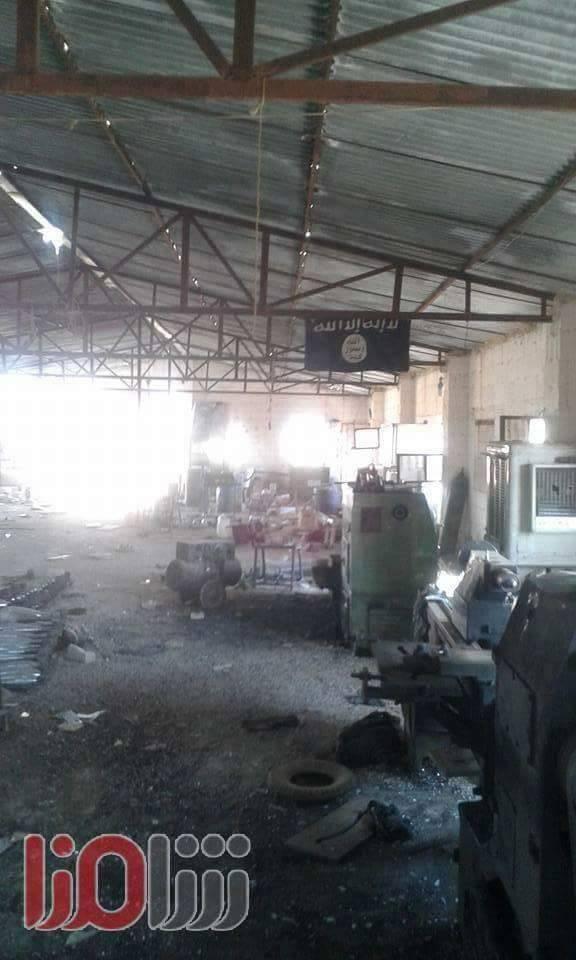 Quân đội Syria truy diệt IS, chiếm kho vũ khí lớn tại đông Hama (video) ảnh 3