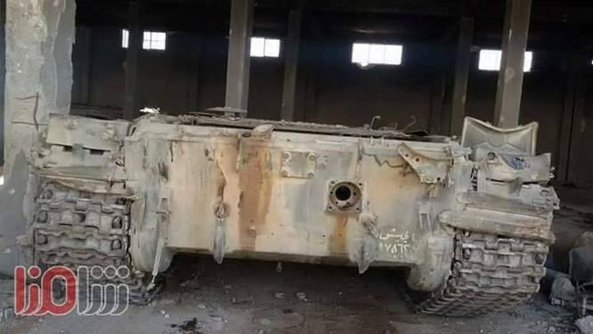 Quân đội Syria truy diệt IS, chiếm kho vũ khí lớn tại đông Hama (video) ảnh 4
