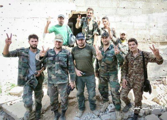 Quân Syria đánh bom đường hầm, chôn sống hàng chục phiến quân ven Damascus ảnh 2