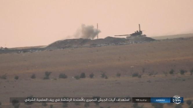 Quân đội Syria đập tan IS, chiếm liên tiếp 9 địa bàn trên sa mạc Homs ảnh 5