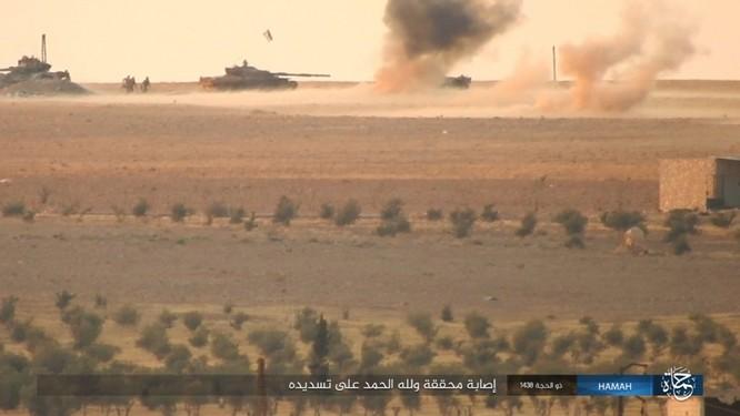 Quân đội Syria đập tan IS, chiếm liên tiếp 9 địa bàn trên sa mạc Homs ảnh 7