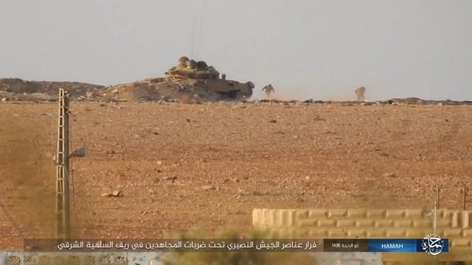 Quân đội Syria đập tan IS, chiếm liên tiếp 9 địa bàn trên sa mạc Homs ảnh 13