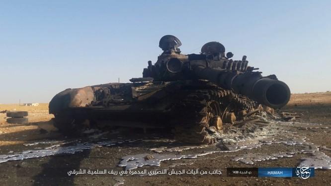 Quân đội Syria đập tan IS, chiếm liên tiếp 9 địa bàn trên sa mạc Homs ảnh 15