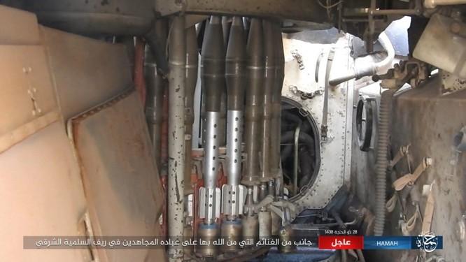 Không quân Nga dội lửa, quân Syria kịch chiến IS trong vòng vây Hama ảnh 4