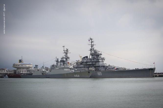 Ảnh chiến hạm Gepard mới đang trên đường về Việt Nam ảnh 5