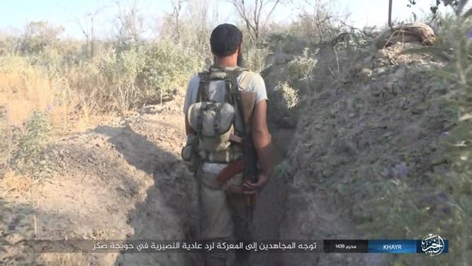 Quân Syria và IS tử chiến đẫm máu trên đảo lửa tại Deir Ezzor (video) ảnh 2