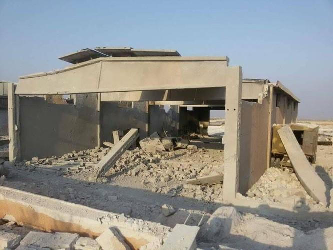 Nga nổi cơn lôi đình, trút hỏa lực hủy diệt Al-Qaeda Syria (video) ảnh 4