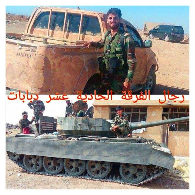 """Nga truy diệt 80 chiến binh khủng bố, """"Hổ Syria"""" tung quân về Hama ảnh 3"""
