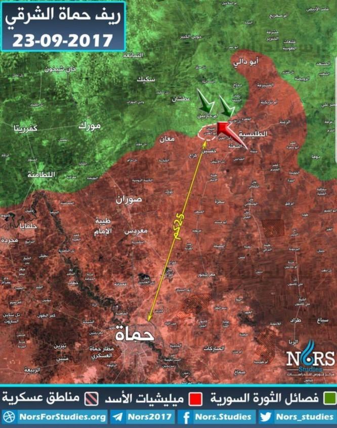 Nga trút thịnh nộ trừng phạt phiến quân Syria vụ bao vây quân cảnh ảnh 1