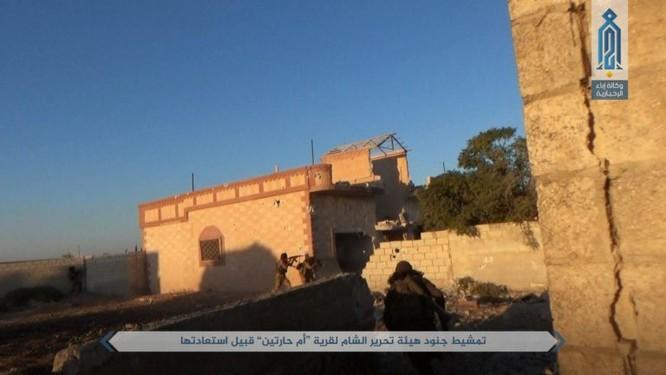Nga trút thịnh nộ trừng phạt phiến quân Syria vụ bao vây quân cảnh ảnh 2