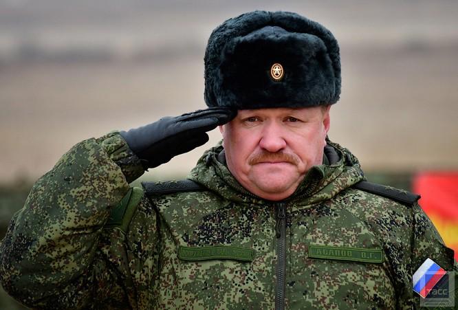 Tướng Nga thiệt mạng trong chiến dịch giải phóng Deir Ezzor ảnh 1