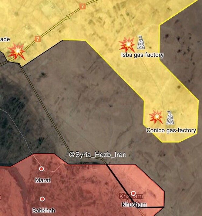 Tử địa Deir Ezzor, Mỹ đẩy người Kurd đối đầu Nga-Syria ảnh 1