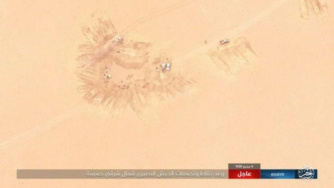 IS tử thủ Deir Ezzor, tàn bạo dùng trẻ em đánh bom tự sát ảnh 1