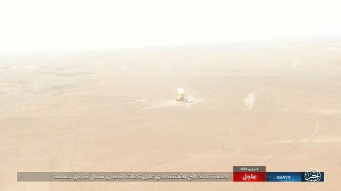 IS tử thủ Deir Ezzor, tàn bạo dùng trẻ em đánh bom tự sát ảnh 2
