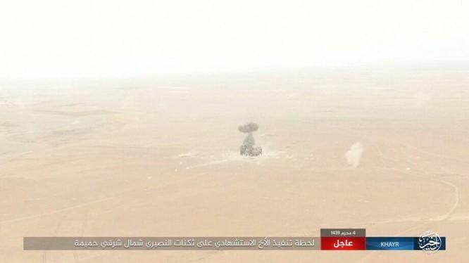 IS tử thủ Deir Ezzor, tàn bạo dùng trẻ em đánh bom tự sát ảnh 3