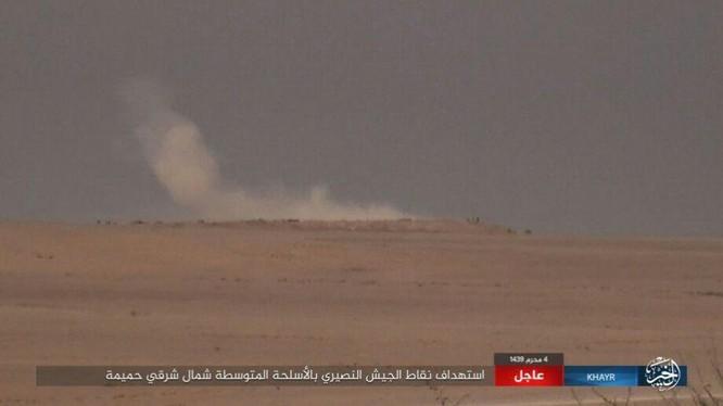 IS tử thủ Deir Ezzor, tàn bạo dùng trẻ em đánh bom tự sát ảnh 4