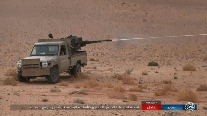 IS tử thủ Deir Ezzor, tàn bạo dùng trẻ em đánh bom tự sát ảnh 6
