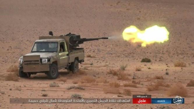 IS tử thủ Deir Ezzor, tàn bạo dùng trẻ em đánh bom tự sát ảnh 7