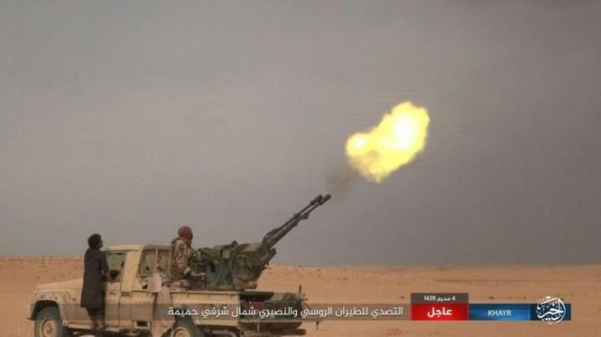 IS tử thủ Deir Ezzor, tàn bạo dùng trẻ em đánh bom tự sát ảnh 9