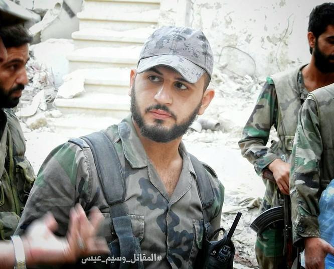 Hỏa lực Syria tấn công dữ dội phiến quân thánh chiến ven Damascus (video - ảnh) ảnh 9
