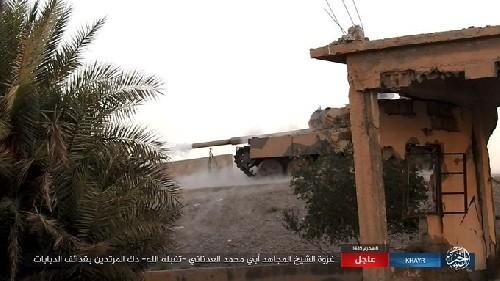Quân đội Syria khủng hoảng tại chiến trường Deir Ezzor, người Kurd đắc lợi ảnh 1