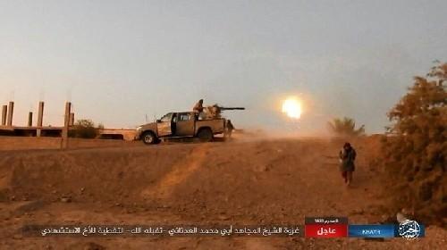 Quân đội Syria khủng hoảng tại chiến trường Deir Ezzor, người Kurd đắc lợi ảnh 6