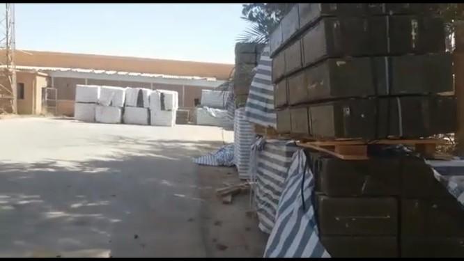 Quân Syria phản công IS tại chiến trường Deir Ezzor (video) ảnh 2