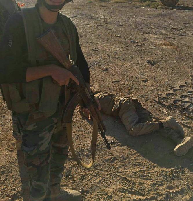 """Hổ Syria"" đập tan IS tấn công tuyến Deir Ezzor – Al-Sukhnah (video - ảnh) ảnh 3"