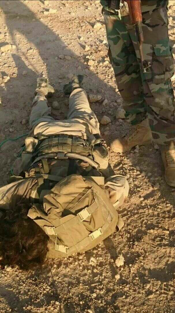 """Hổ Syria"" đập tan IS tấn công tuyến Deir Ezzor – Al-Sukhnah (video - ảnh) ảnh 4"