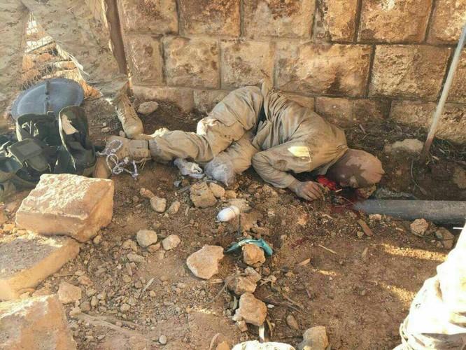 """Hổ Syria"" đập tan IS tấn công tuyến Deir Ezzor – Al-Sukhnah (video - ảnh) ảnh 5"