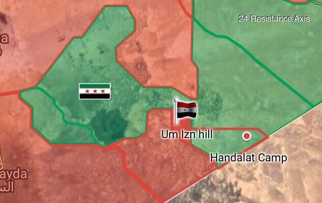 Chiến sự Syria: Quân Assad quét sạch phiến quân, chiếm 135 km2 lãnh thổ gần biên giới Jordan ảnh 2