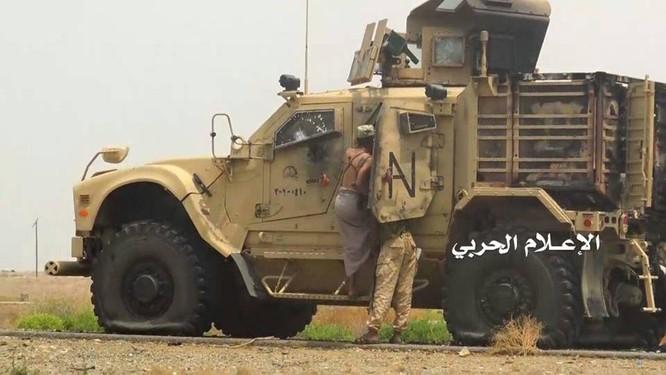 Máy bay MQ-9 Reaper Mỹ bị phiến quân Houthi bắn hạ ảnh 5