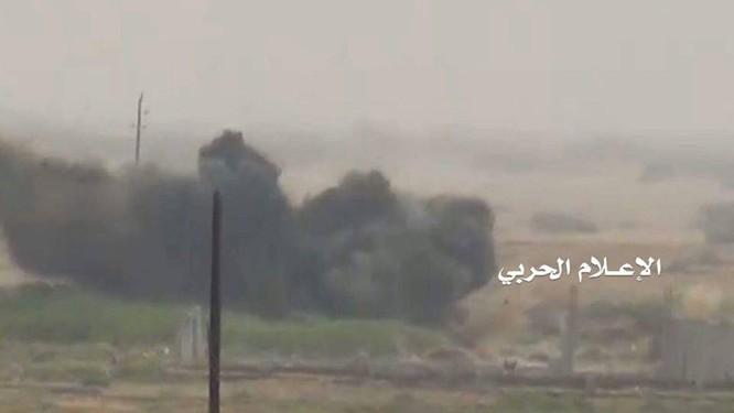 Máy bay MQ-9 Reaper Mỹ bị phiến quân Houthi bắn hạ ảnh 6