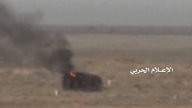 Máy bay MQ-9 Reaper Mỹ bị phiến quân Houthi bắn hạ ảnh 7