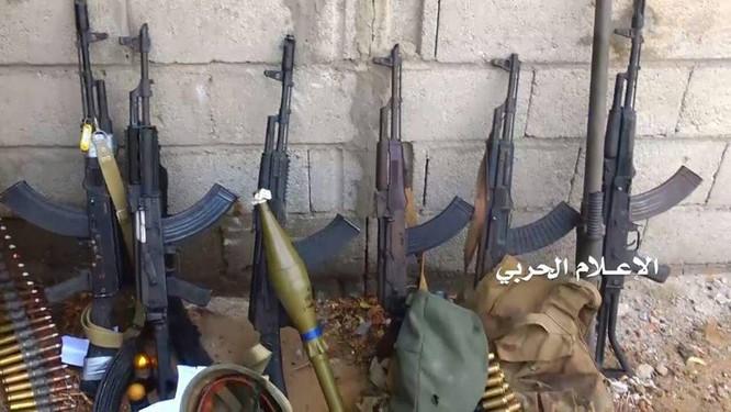 Máy bay MQ-9 Reaper Mỹ bị phiến quân Houthi bắn hạ ảnh 9