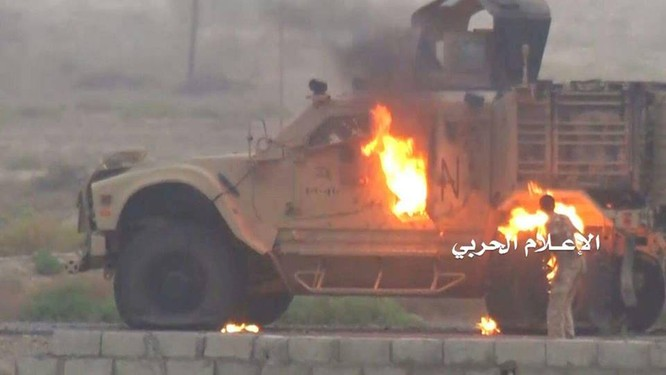 Máy bay MQ-9 Reaper Mỹ bị phiến quân Houthi bắn hạ ảnh 10